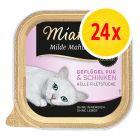 Sparpack: Miamor Mild Meal 24 x 100 g