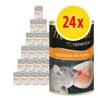 Sparpack: Miamor Trinkfein Vitaldrink 24 x 135 ml