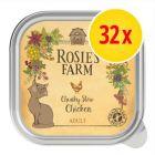 Sparpack: Rosie's Farm Adult 32 x 100 g