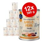 Sparpack: Sanabelle All Meat 12 x 380 g