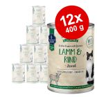 Sparpack: Sanabelle All Meat 12 x 400 g