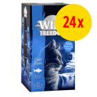 Sparpack: Wild Freedom Adult portionsform 24 x 85 g