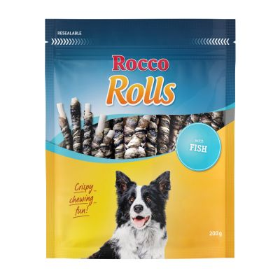 Sparpack: 6/12 x 200 g Rocco Rolls