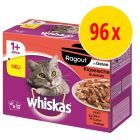 Sparpack: 96 x 85 / 100 g Whiskas