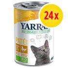 Sparpack: Yarrah Organic Paté, 24 x 400 g