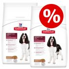 Sparpaket: 2 x Grossgebinde Hill's Science Plan Hundefutter