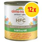 Sparpaket Almo Nature HFC 12 x 280 g