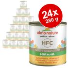 Sparpaket Almo Nature HFC Natural 24 x 280 g