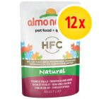 Sparpaket Almo Nature HFC Natural Pouch 12 x 55 g