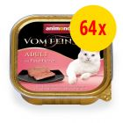 Sparpaket Animonda vom Feinsten Adult 64 x 100 g