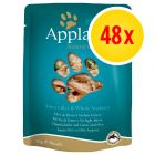 Sparpaket Applaws Pouch 48 x 70 g