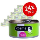 Sparpaket Cosma Original in Jelly 24 x 85 g