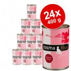 Sparpaket Cosma Thai in Jelly 24 x 400 g