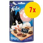 Sparpaket Felix Mini Filetti 7 x 40 g