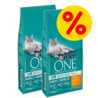 Sparpaket Purina ONE 2 x 9,75 kg
