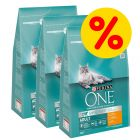 Sparpaket Purina ONE 3 x 3 kg