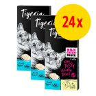 Sparpaket Tigeria Milk Cream Snack 24 x 10 g