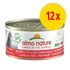 Sparpaket Almo Nature HFC Natural Made in Italy 12 x 70 g