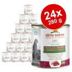 Sparpaket Almo Nature HFC Natural 24 x 280 g