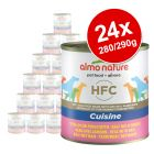 Sparpaket Almo Nature HFC 24 x 280 g / 290 g