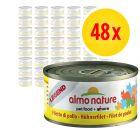 Sparpaket Almo Nature 48 x 70 g