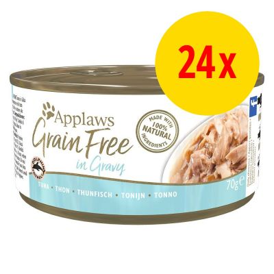 Sparpaket Applaws Grainfree 24 x 70 g
