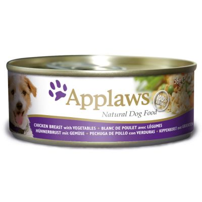 Sparpaket Applaws Hund Dose in Brühe 12 x 156 g