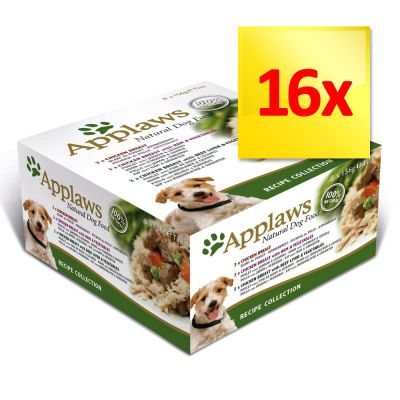 Sparpaket: Applaws Recipe Selection Mix 16 x 156 g
