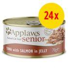 Sparpaket Applaws Senior 24 x 70 g