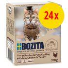 Sparpaket Bozita Häppchen in Soße 24 x 370 g