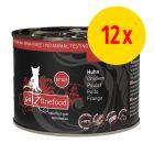 Sparpaket catz finefood Purrrr 12 x 200 g