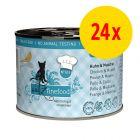 Sparpaket catz finefood Ragout 24 x 180 g