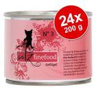 Sparpaket catz finefood 24 x 200 g