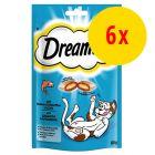 Sparpaket Dreamies Katzensnack 6 x 60 g