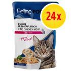 Sparpaket Feline Porta 21 Pouch 24 x 100 g