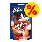 Sparpaket Felix KnabberMix 3 x 60 g