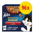 "Sparpaket Felix ""Sensations"" 96 x 85 g"