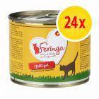 Sparpaket Feringa Classic Meat Menü 24 x 200 g