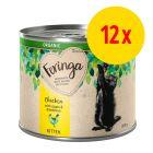 Sparpaket Feringa Organic Kitten 12 x 200 g