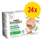 Sparpaket Gourmet Nature's Creations Pastete 24 x 85 g
