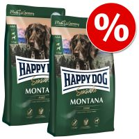 Sparpaket Happy Dog Supreme 2 x  Großgebinde