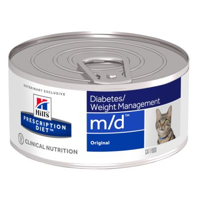 Sparpaket Hill's Prescription Diet Feline Dose 24 x 156 g