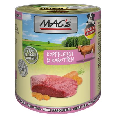Sparpaket MAC's Adult 12 x 800 g