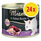 Sparpaket Miamor Feine Beute 24 x 185 g