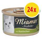 Sparpaket Miamor Pastete 24 x 85 g