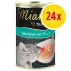 Sparpaket Miamor Trinkfein Vitaldrink 24 x 135 ml