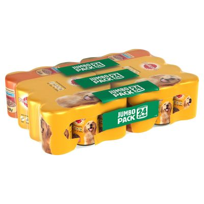 Sparpaket Pedigree Adult Selection 24 x 400/385 g