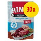 Sparpaket RINTI Kennerfleisch Pouches 30 x 400 g