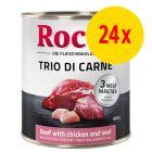 Sparpaket Rocco Classic Trio di Carne 24 x 800 g