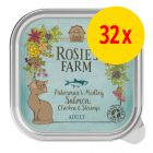 Sparpaket Rosie's Farm Adult 32 x 100 g